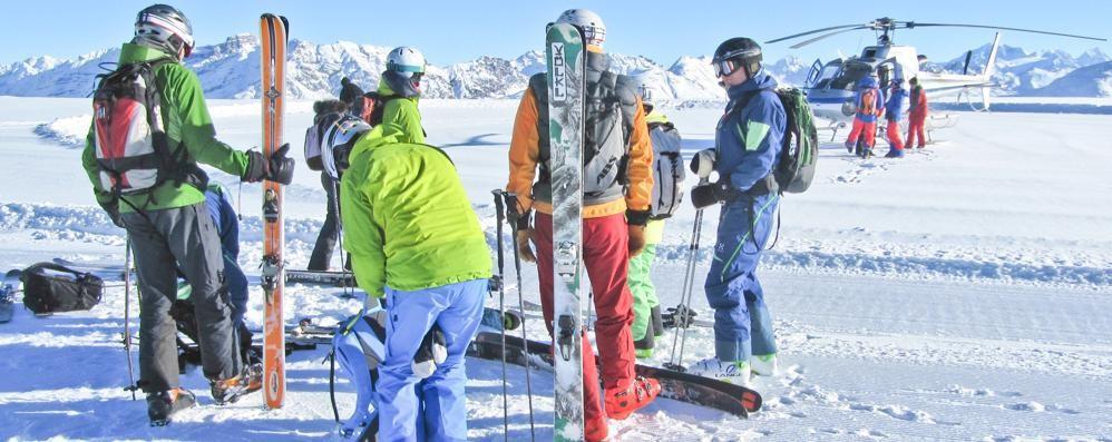 Eliski, il Club alpino torna all'attacco  «Non è vietato ma noi lo condanniamo»
