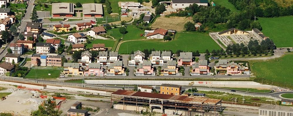 Parco minerario a Novate,   firmata la convenzione.   Entro 18 mesi stabilimento operativo