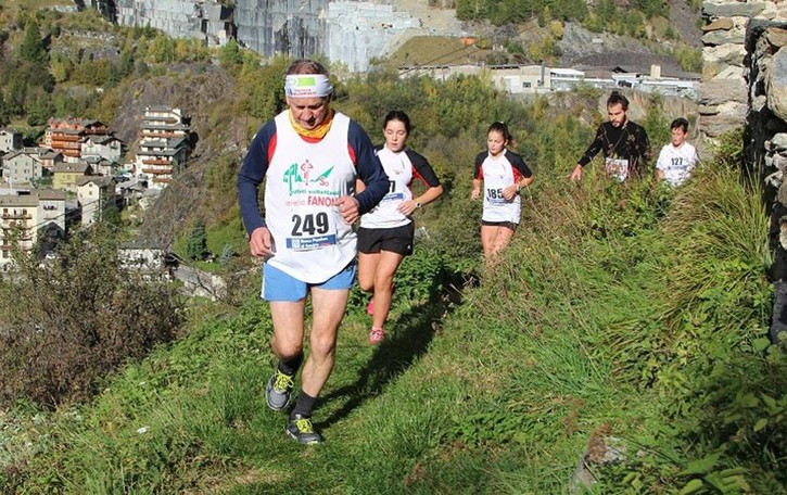La Scarponata Alpina va a Rossi. Asparini domina tra le donne