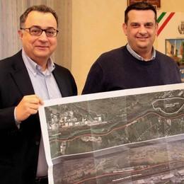 Nuova pista ciclabile da Sondrio a Castione, arrivati i fondi