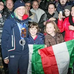 Olimpiadi invernali, Arianna Fontana sarà la portabandiera dell'Italia