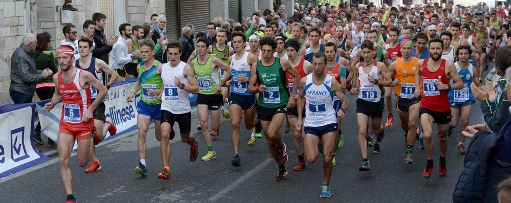 Corsa in montagna, grandi emozioni al Trofeo Vanoni