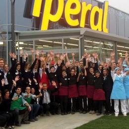 Nuova apertura per Iperal  Punto vendita in Brianza