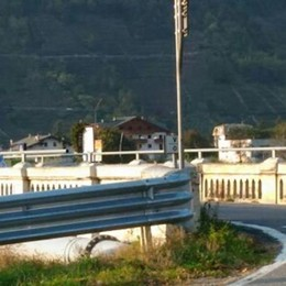 Ponte di Stazzona, la Provincia promette  «Faremo in fretta»