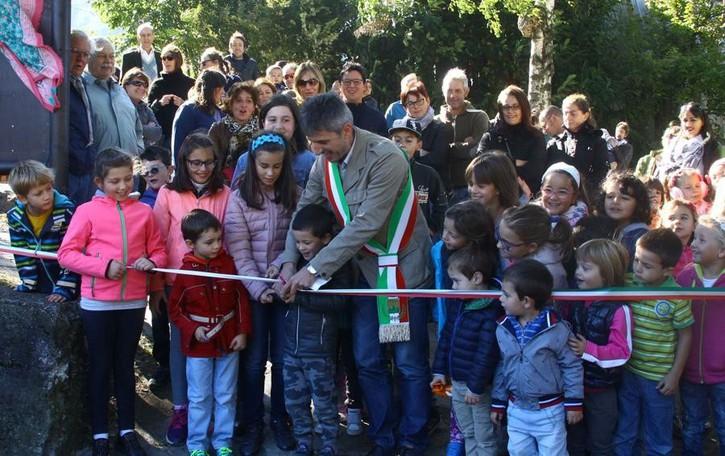 Nuovo parco San Carlo, un'area in sicurezza destinata alle famiglie