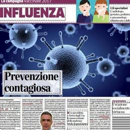 Influenza e vaccino  Parola agli specialisti  Oggi inserto gratuito