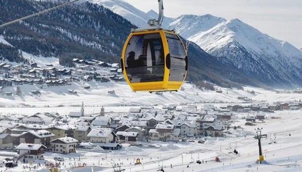 Livigno batte tutti: dal 18 novembre si scia al Carosello