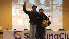 È Biancotti il miglior atleta dell'anno  Premiato dallo Sporting club Livigno