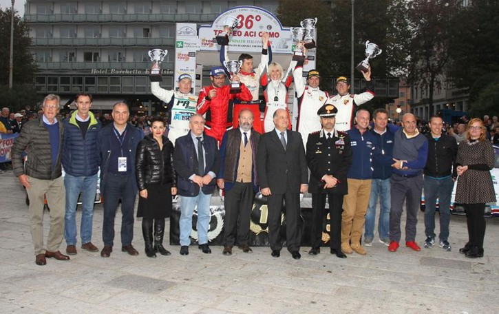 Rally di Como, salto in avanti È gara di massimo coefficiente