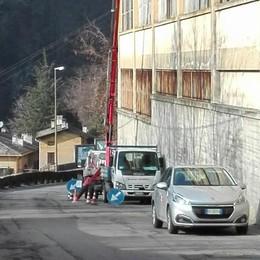 Sicurezza in via Fossati a Sondrio  In arrivo lo speed-check