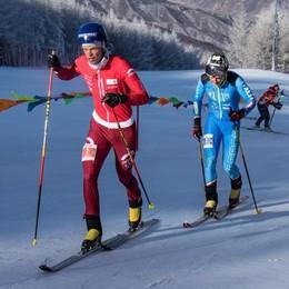 Scialpinismo, debutto coi fiocchi per Boscacci in Cina