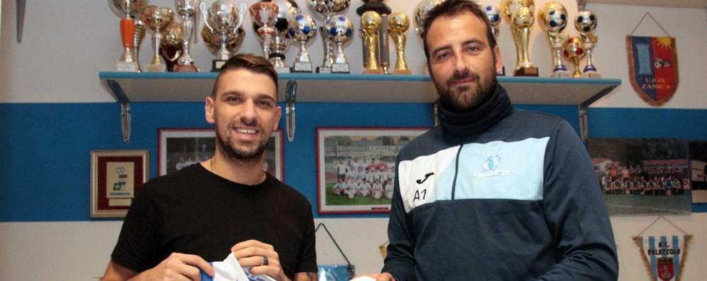 Calcio Eccellenza, primo allenamento col Sondrio per D'Onofrio