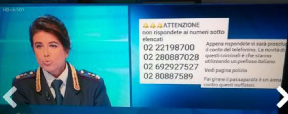 Truffe telefoniche  Presa una banda: 8 arresti