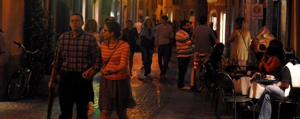 Commercianti di Chiavenna, raccolta fondi per gli eventi: c'è il via libera