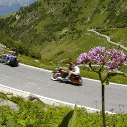 Passo San Marco, la strada inserita  nella rete regionale