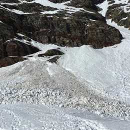 Tragedia in Valmalenco. Valanga uccide due scialpinisti