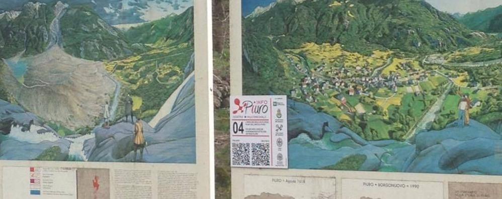 Da una app tutte le notizie sui monumenti di Piuro