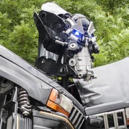 """""""Transformers"""" robot giganti  al Museo della Scienza"""