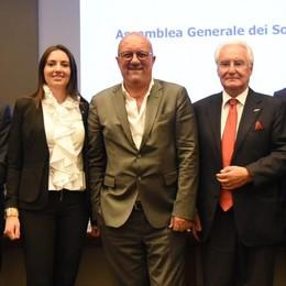 I soci Confindustria votano, Lorenzo Riva è il presidente