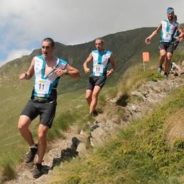Corsa in montagna, il rally della Valtartano è una questione tra...fratelli