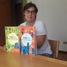 «Con le mie storie insegno ai bambini ad amare i numeri»