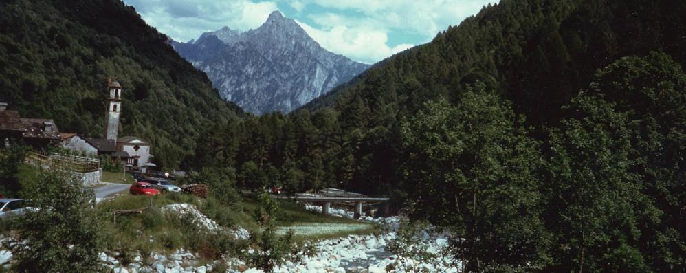 Basta con i furbetti nella Val Bodengo  Controlli mirati con le telecamere