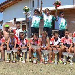 Tre titoli regionali in Valtellina  Ci pensa il Valdidentro Team