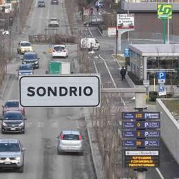 Auto e rumore: a Sondrio occhi puntati su via Vanoni