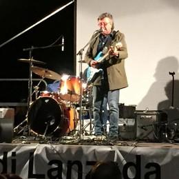 Musica, Bobby Solo fa il pienone a Lanzada