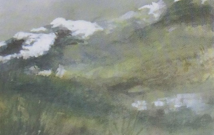 Cazzaniga al Muvis. «I suoi acquarelli un omaggio alla Valle»