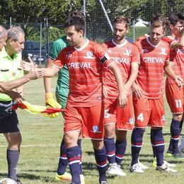 Calcio, Sondrio battuto a Seregno ma la squadra cresce