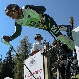 Sci d'erba, Santa Caterina attende la Coppa del mondo