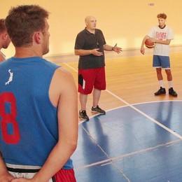 Basket serie D, inizia la stagione per i sondriesi