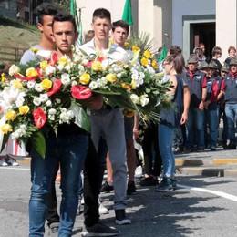 Chiesa in Valmalenco, grande partecipazione per l'addio a Pedrolini