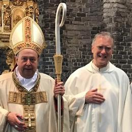 Don Lanzetti braccio destro del vescovo  «Il merito della scelta è anche di Grosio»