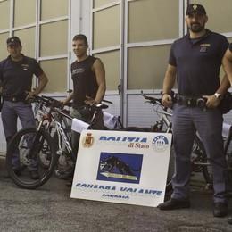 Sondrio, stop alle razzie dei ladri di biciclette: tre denunciati