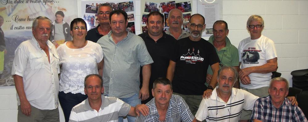 Protezione civile di Chiavenna  Bernasconi lascia il posto a Valerio