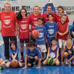 Basket, boom di adesioni al camp della Sportiva Sondrio