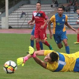 Calcio Eccellenza, mai così forte il Sondrio al debutto