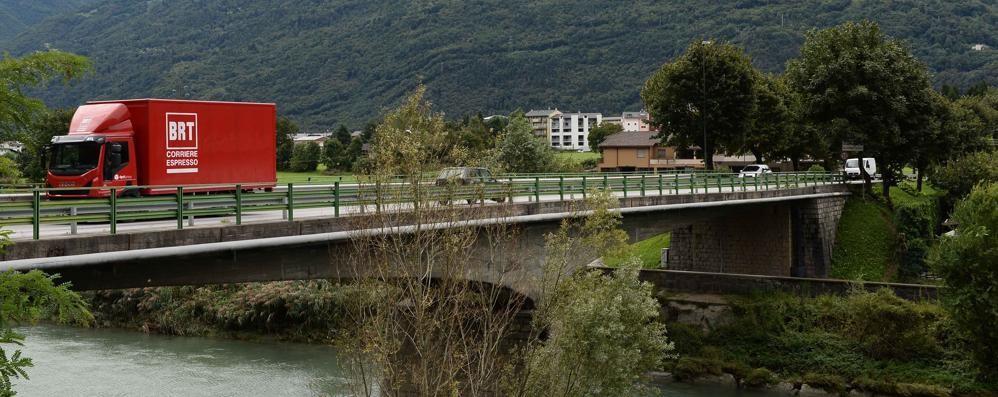 Morbegno, il sindaco Ruggeri incalza su ponte e dopo cantiere della 38
