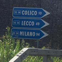 Distanze diverse tra statali  I dubbi su Lecco e Milano