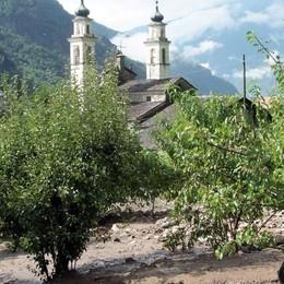 Frana di Loreto, caccia ai fondi
