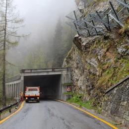 In arrivo 610mila euro per la viabilità in Valchiavenna