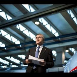 Ferrovie: Moretti, 50 treni Av nel 2015
