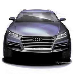 A Detroit la nuova show car Audi