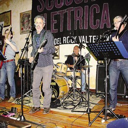 Leggende del rock locale  Scossa Elettrica a Chiavenna