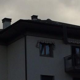 Raffiche di vento sulla Valle  Paura, danni e interventi