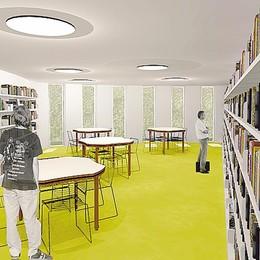 Morbegno, la biblioteca   sarà   cittadella della cultura