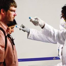 Ebola: un caso sospetto a Como  Scatta l'allarme, ma è negativo