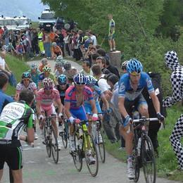 Aprica, Tirano e il Mortirolo  protagonisti del Giro